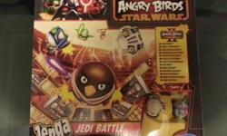 Angry Bird Stars War Jedi Battle Toy Set at $18. In