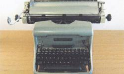 THE HISTORY OF THE IMPERIAL TYPEWRITER. The Imperial