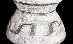 Antique Jar Clay Pre-Lopburi For Sale From Thailand