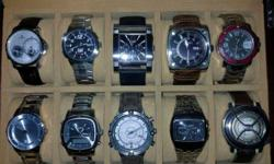 ANY 5 WATCHES $ 650 &10 WATCHES $ 1200 WITH