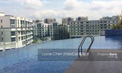 1 bedder for rent mid may fully furnished! near to paya
