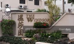 THE WINDSOR 3 Storey Townhouse 4 Bedrooms En-suites