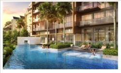 Tropika East is a Freehold Condominium located at 1 &