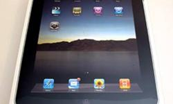 Selling away used 1st gen 16GB iPad (Wi-Fi + 3G) for
