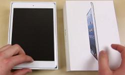 Apple Ipad Mini 2 32GB wifi +LTE warranty till 2017