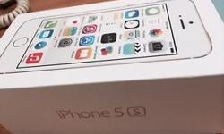 APPLE IPHONE 5S 16 GB JUST BOUGHT LAST YEAR SELDOM