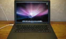 Rare black version Great condition. Mac OSX 10.6.8