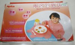 Baby Table Mat that is easy to bring along for outings.