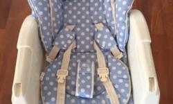 Preloved Aprica high low multifunction baby chair. from
