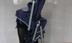 Blue Aprica stroller *S$80 only *slightly used with