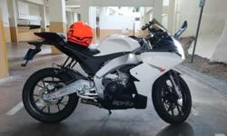 Best Condition Aprilia RS4 125 with over $2600 spent on