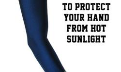 Brand New ARAI Arm Protection From Hot Sunlight soft