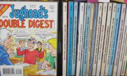 Wide variety of Archie's Comics for those who love
