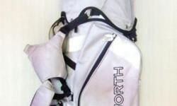 ~~~ AshWoRTH NyLOn Golf Bag with Bipods $98 ~~~ One