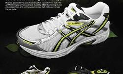 Authentic Asics Running Shoes. Model: Asics Gel