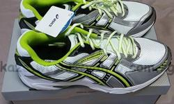 Asics Running Shoes. Model: Asics Gel Kanbarra 4 SP