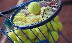 Assorted Brands Pre-owned Tennis Balls For Sale