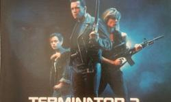 Assorted Movie LaserDiscs For Sale Terminator 2 -