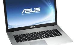 In Mint Condition, 1yrs 6 months old ASUS N76VZ 17inch