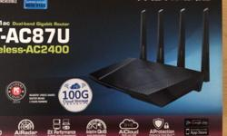 Selling my router that was given to me as a gift by a