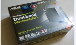 I got this as a free gift, and It is sealed. Dual-Band