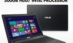 Brand New Asus X551MA Laptop - Original Windows 8.1/