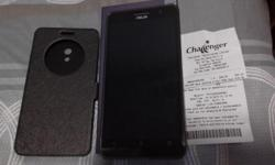 Asus zenfone 6 16gb black. Complete set. Bought in