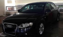 Audi Model A4 1.8T SLINE Direct Owner Selling COE