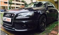 One Of The Best Audi A4 2.0 In The Market, Fully