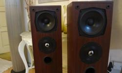 "Audiophile floorstand tall 37""and slim. Not to be"