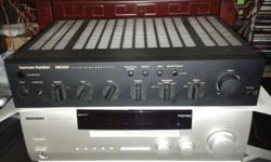 QUALITY BUILT OF HARMAN KARDON INTEGRATED AMPLIFIER, 60