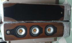 SOLID QUALITY MONITOR AUDIO FLOOR SPEAKERS SUITABLE FOR