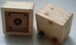 Audiophile's Need Superb Ambient Tweeter Designed for