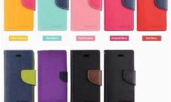 Authentic Mercury Fancy Diary For IPhone 4/4s, 5/5s/5C,