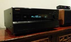 AV Receiver Excellent Condition. Well Reviewed