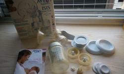 Avent isis breast pump self collect in tampine ave 946