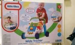 Brand new little tikes activity walker. You will be the