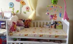 Very useful and cute, yet reasonable baby bed. Only