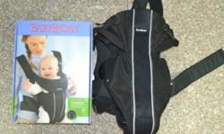 Baby Bjorn Baby Carrier Brand New, Not in use. SMS