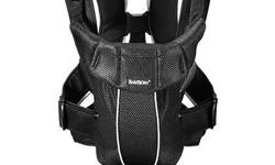 Baby Bjorn Carrier One is the latest carrier from Baby