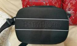 BABY BJORN Diaper Bag / Clamshell Hard shell Includes