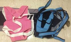 His & Hers - Baby Carrier. Seldom used. ($10 - each)