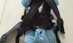new baby carrier, adjustable straps for different