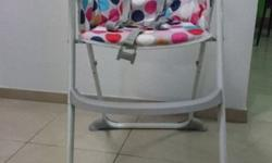 Baby chair (Good Baby brand) Suitable from 6months 4