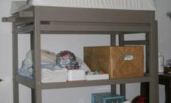 Nice baby changing table, used for three years, in good