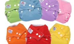 7 Colours ( Pink, Orange, Green, Purple, Red, Blue,