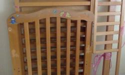 I have one baby cot with side wall & side skirting can