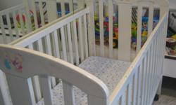 BABY COT selling cheap $88 -- contact 96494753 - bigger