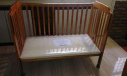 Baby One � Foldable Cot Rarely used. �Size: 120(L) x