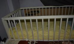 Baby cot from Ikea Selling everything at half or less